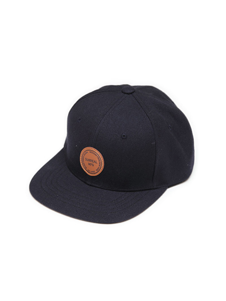 "SURREAL ""TONY"" 6panel Twil Cap NAVY"