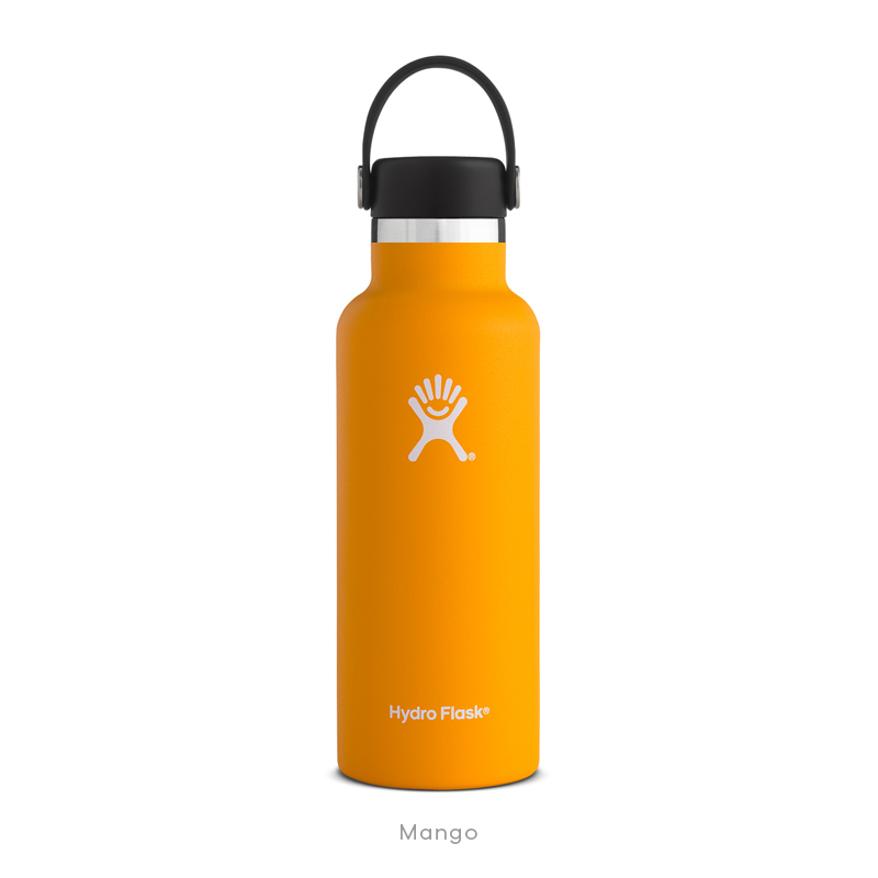 Hydro Flask HYDRATION 18 oz Standard Mouth MANGO