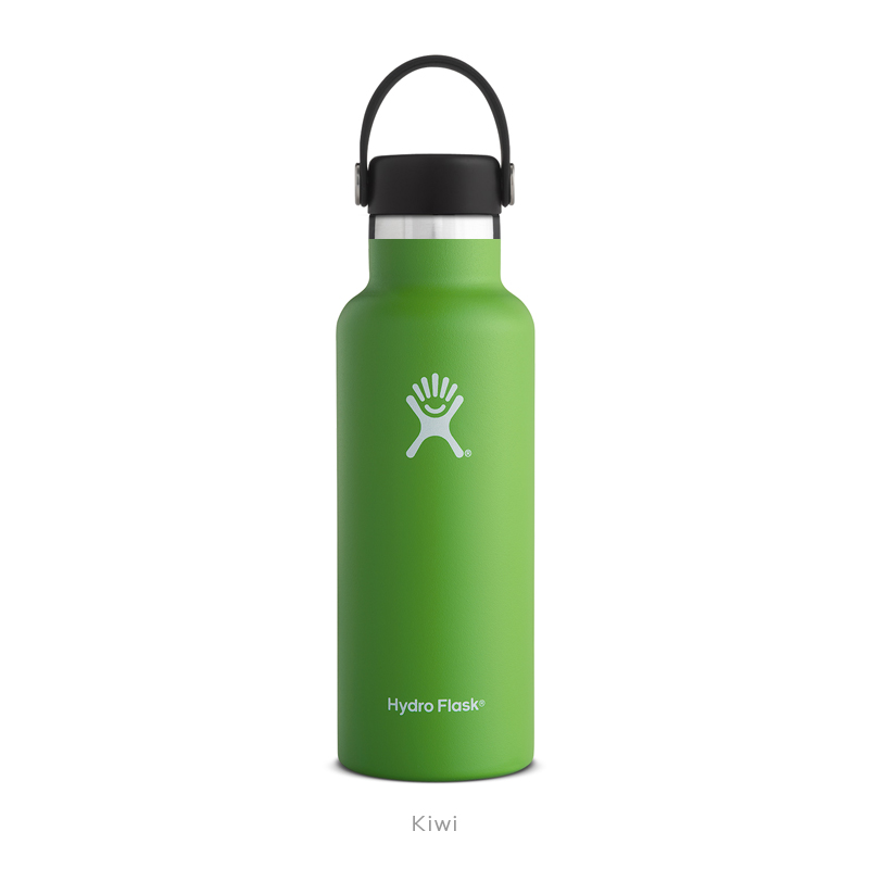 Hydro Flask HYDRATION 18 oz Standard Mouth KIWI