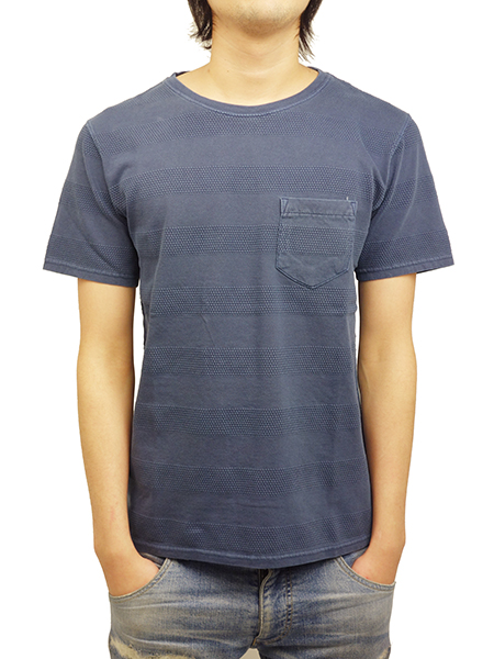 BANKS DOVERE TEE SHIRT DIRTY DENIM