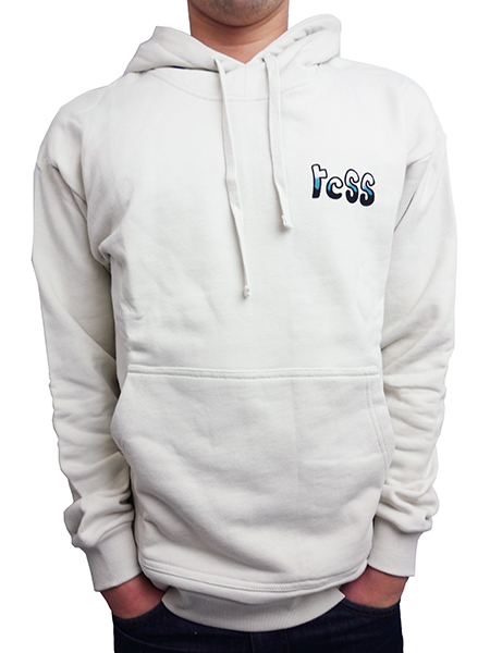 TCSS CHILL BILL HOODY OFF WHITE
