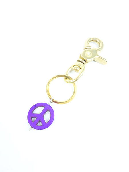 EDF PEACE KEY HOLDER Lt.PURPLE