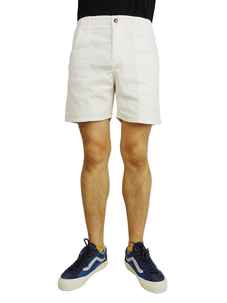 JOHN'S SURF × OCEAN PACIFIC COLLABORATION SHORTS WHITE