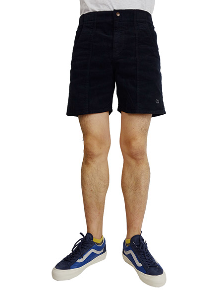 JOHN'S SURF × OCEAN PACIFIC COLLABORATION SHORTS BLACK