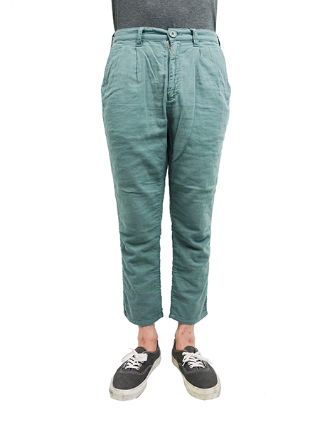 TCSS CHILL OUT CROP PANT FATIGUE