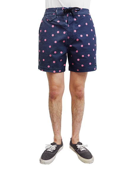 BANKS SUNSHINE BOARDSHORT DIRTY DENIM