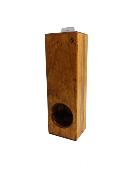 WOOD SPEAKER natural