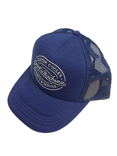 Deus ex machina MIKE TRUCKER NAVY