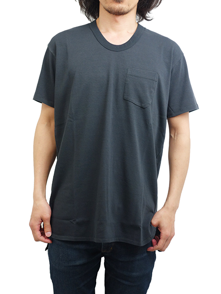 BLUEY DROPTAIL TEE BLACK