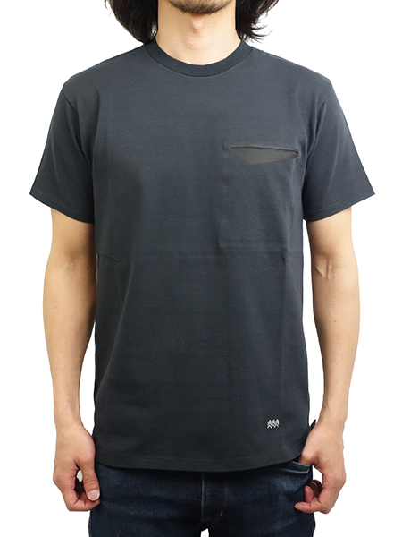 BLUEY TECH S/S TEE BLACK