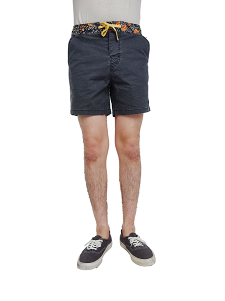 TCSS KNOLL BOARD SHORTS PHANTOM