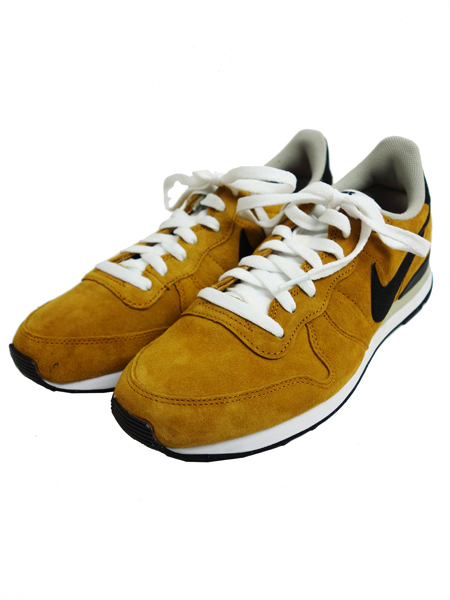 NIKE INTERNATIONALIST LEATHER  BRONZE/BLACK