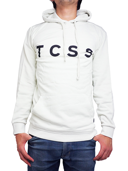 TCSS TRUSTY HOOD DIRTY WHITE