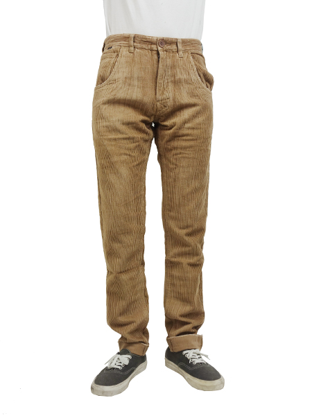 TCSS MR LAZY CORD PANT CAMEL