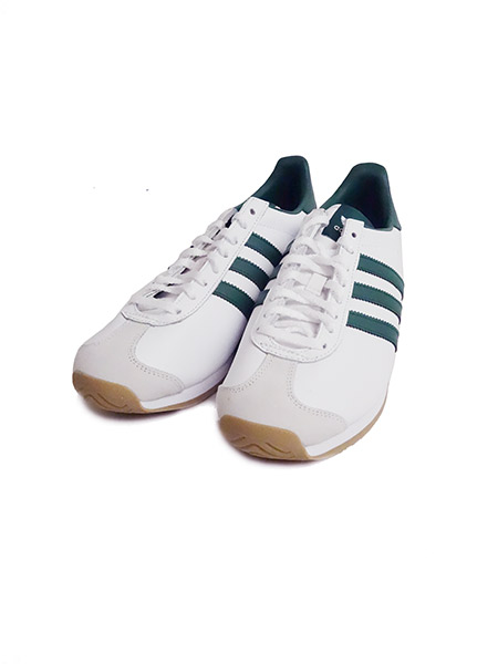 adidas Originals CNTRY OG R.WHITE/C8.GREEN/GUM4