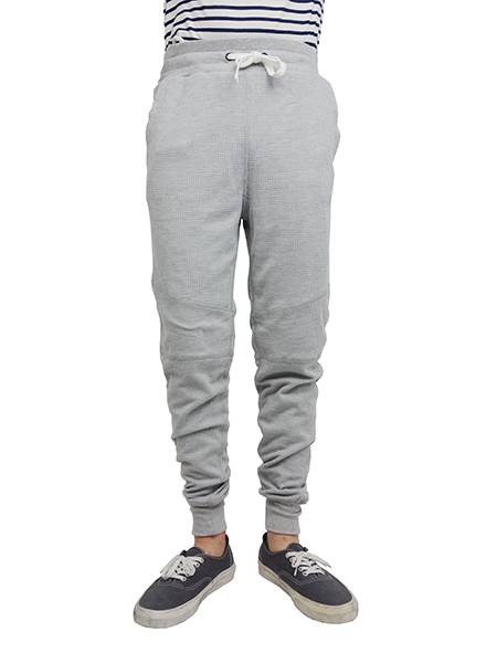 PRAISE. ZONNIN JOGGER HEATHER GRAY