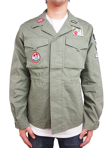 BANKS FREEDOM JACKET COMBAT