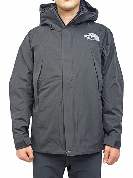 THE NORTH FACE Mountain Jacket BLACK