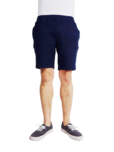 Birvin Uniform YOBANA sweat shorts navy