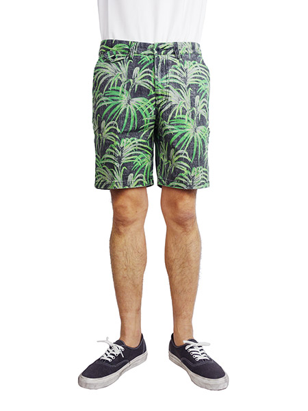 BANKS TROPIC WALKSHORT DIRTY BLACK