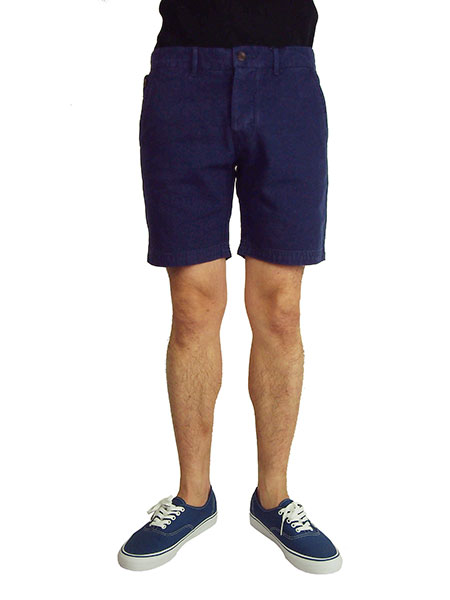 OURS RILEY SHORT PANTS INDIGO