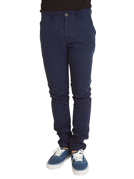 OURS RILEY PANTS INDIGO