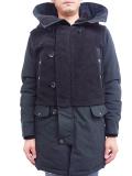 Birvin Uniform× Kinfolk  N-3B BLACK