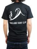 OAKLAND SURF DORA TEE BLACK