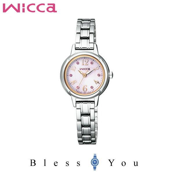 シチズン CITIZEN ウィッカ wicca  レディース 腕時計 KH9-914-93