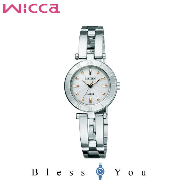 シチズン CITIZEN ウィッカ wicca  レディース 腕時計 NA15-1572C