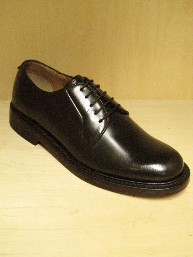 【送料無料】WALLSALL DERBY PLAIN TOE