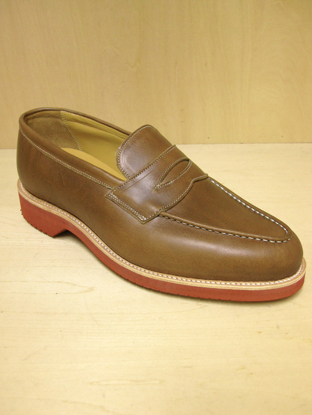 "Tricker's ローファー/Wollaton ""Chino""(Blood & Thunder 別注)"