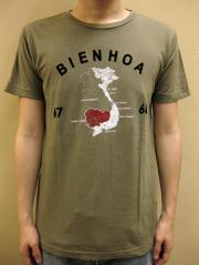 """WORNFREE  """"BIENHOA""""Tシャツ"""