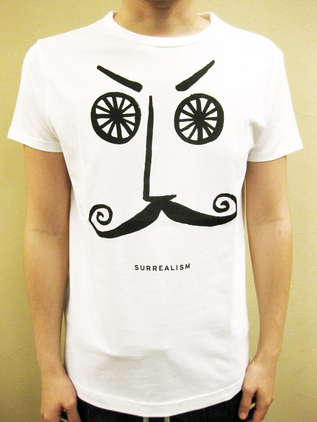 "SIXPACK FRANCE×Christopher David Ryan ""Surrealism"" Tシャツ"