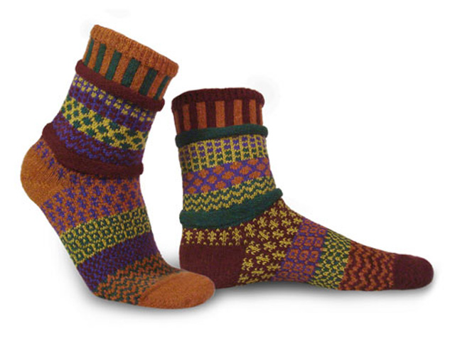 "Solmate Socks""Fall Foliage""ソックス"