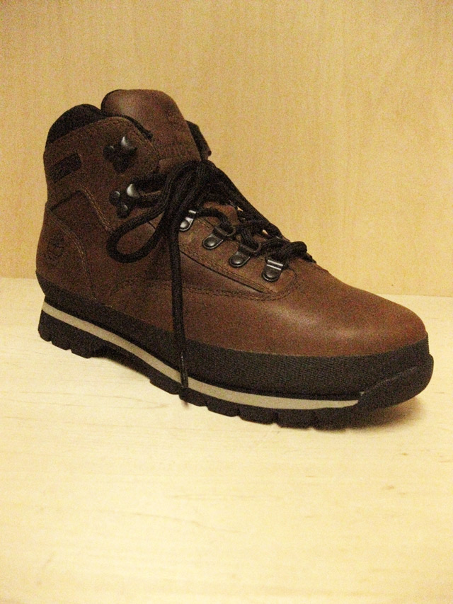 【送料無料】Timberland Oiled Leather Euro Hiker