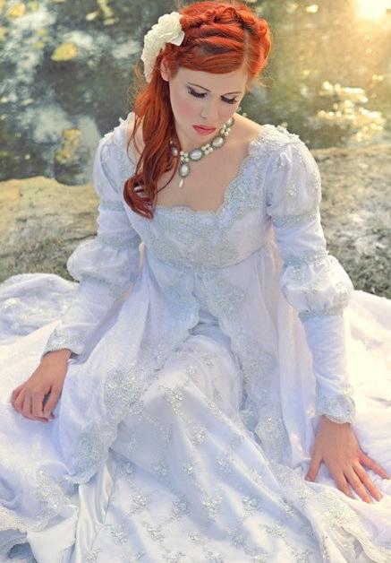 ゴシックドレス・ファンタジープリンセスドレス 結婚式