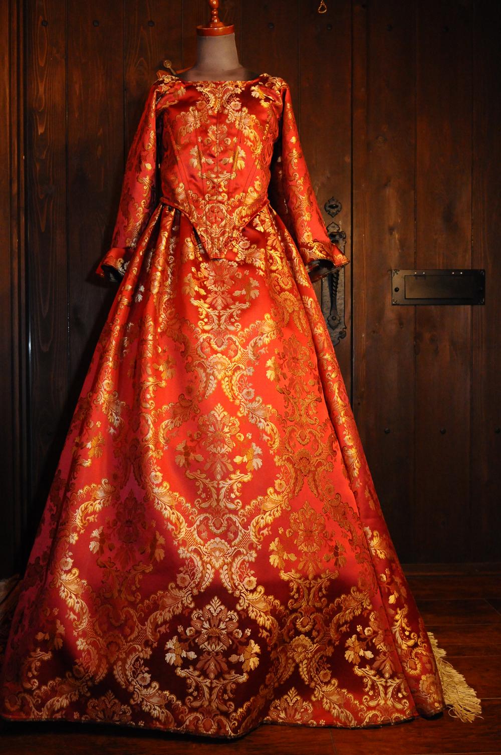 ゴシックドレス 中世貴族ドレス 海賊 ルネッサンス
