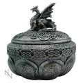 ドラゴン小物入れ!! Celtic Horde Box 13cm