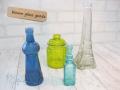 エッフェル塔と青い小瓶のBセット