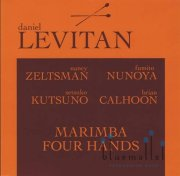 Levitan , Daniel - Marimba Four Hands (CD)
