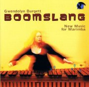 Burgett , Gwendolyn - Boomslang (CD)