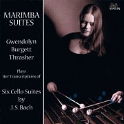 Burgett , Gwendolyn - Marimba Suites (CD)