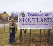 Stout , Gordon - Welcome to Stoutland Gorden Stout & Friends (CD)
