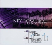 Rosauro , Ney - Landscapes (CD)