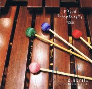 Tones - Four Marimbas (CD)