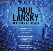 Lansky , Paul - Textures & Threads (CD)