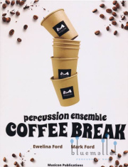 Ford , Mark / Ford , Ewelina Bernacka - Coffee Break (スコア・パート譜セット)