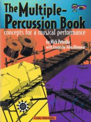 Petrella , Nick - The Multiple Percussion Book