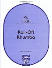 Firth , Vic - Roll-Off Rhumba Percussion Septet (スコア・パート譜セット)